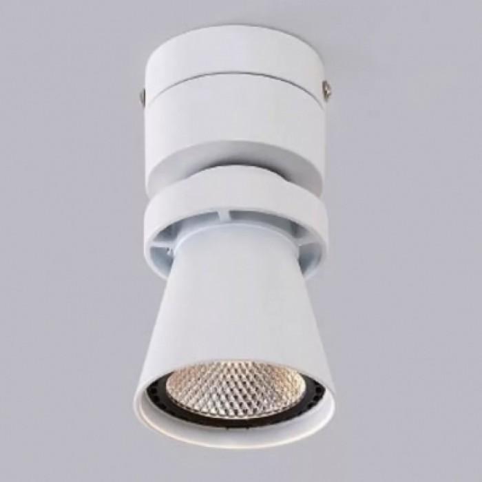 1Спот (поворотный) светодиодный Citilux дубль-1 CL556510 белый