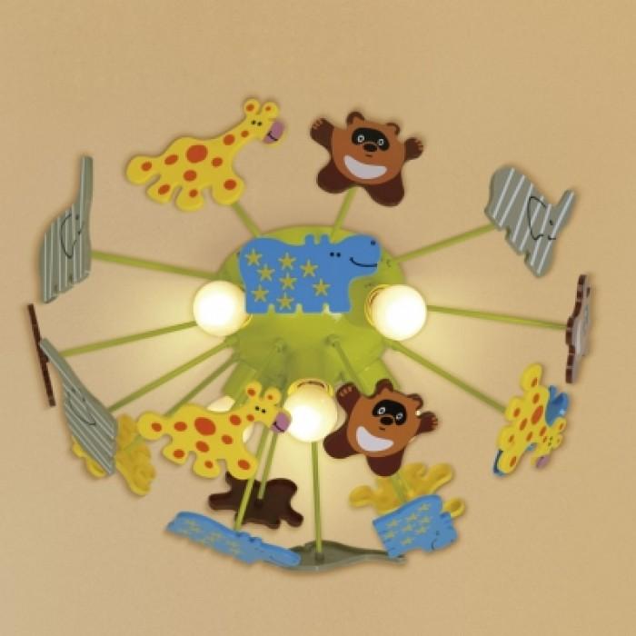 1Люстра для детской комнаты Citilux CL602151