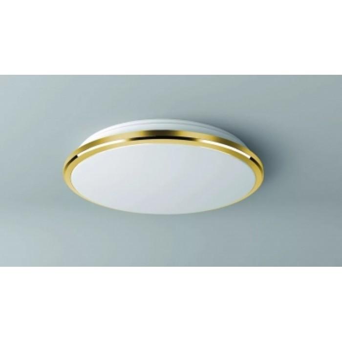 1Светильник накладной светодиодный Citilux Луна CL702162W Золото