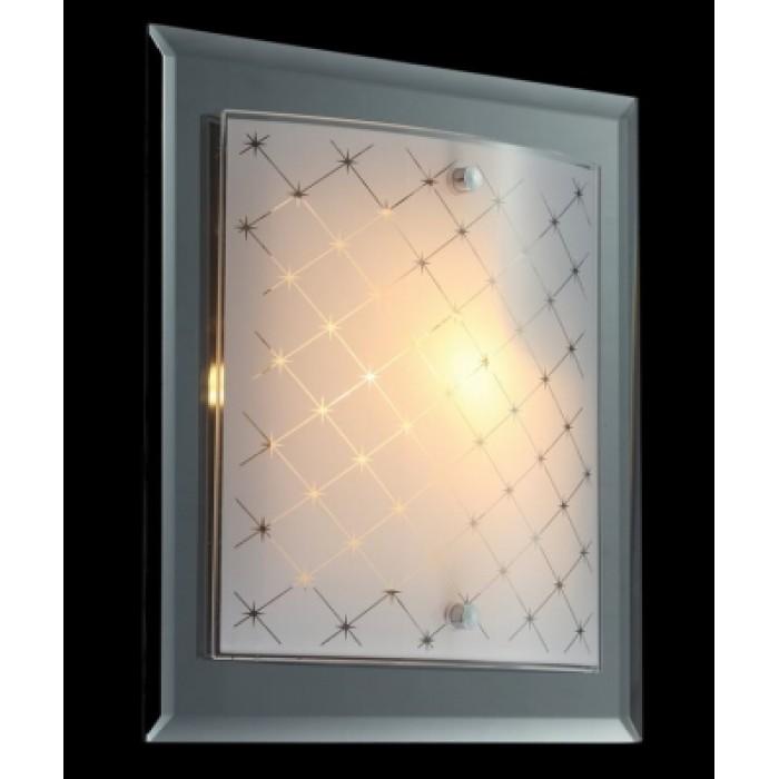 1Настенно-потолочный светильник CL800-01-N maytoni квадратной формы