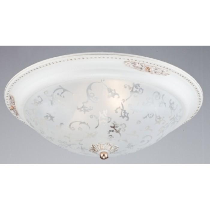 1Настенно-потолочный накладной светильник C907-CL-03-W Maytoni круглой формы