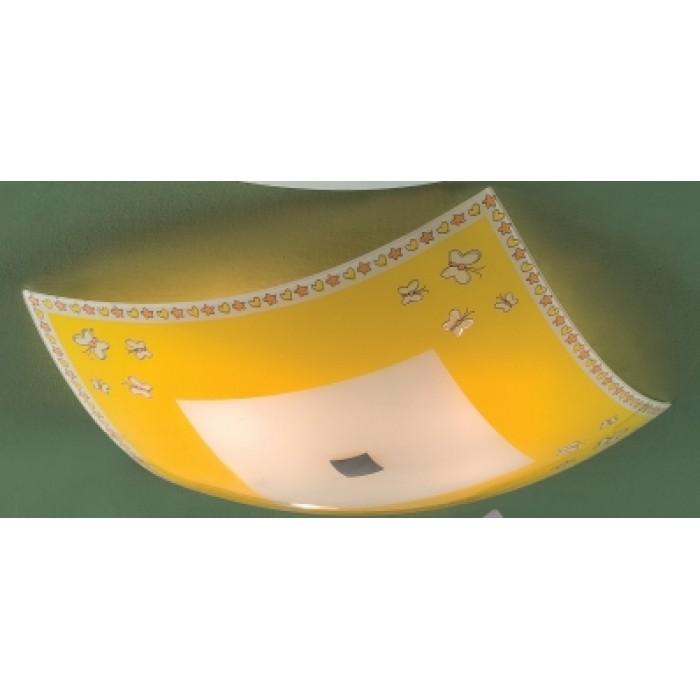 1Настенно-потолочный светильник CL932004 прямоугольной формы