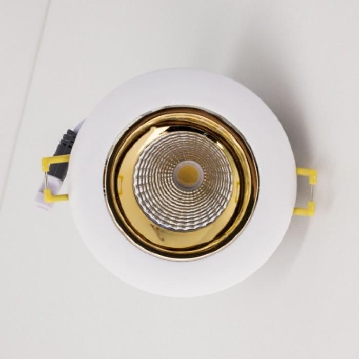 1Встраиваемый светодиодный светильник CLD001W2