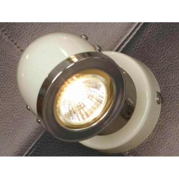 1Светильник спот поворотный LSN-3111-01 Lussole