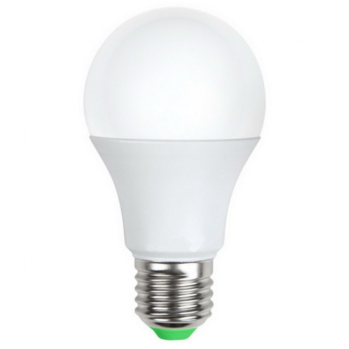 Лампа светодиодная MO А60 9W 12-24В 4000К E27 ETP
