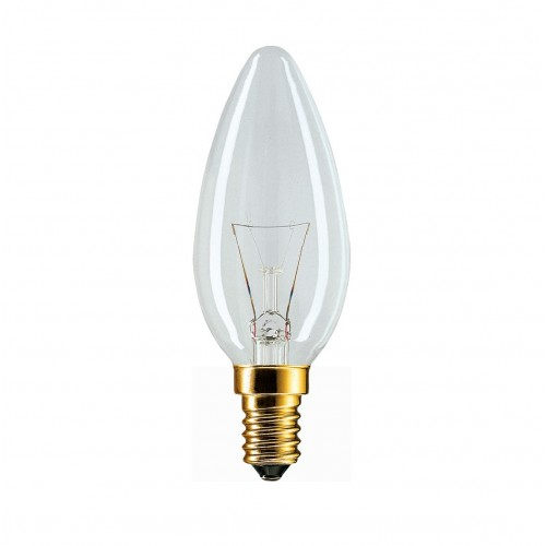 Лампа Stan 40W E14 230V B35 CL PHILIPS