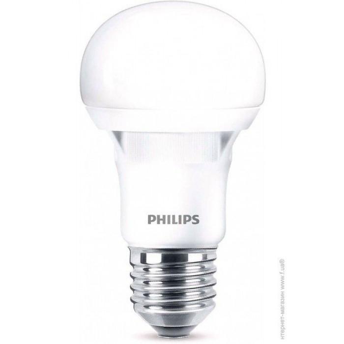 1Лампа ESS LEDBulb 10-80W E27 6500K 230V A60 FR RCA PHILIPS