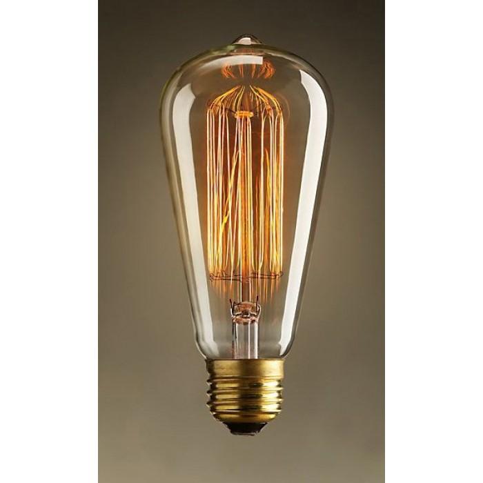 2Ретро лампа Эдисона GF-E-764 Lussole