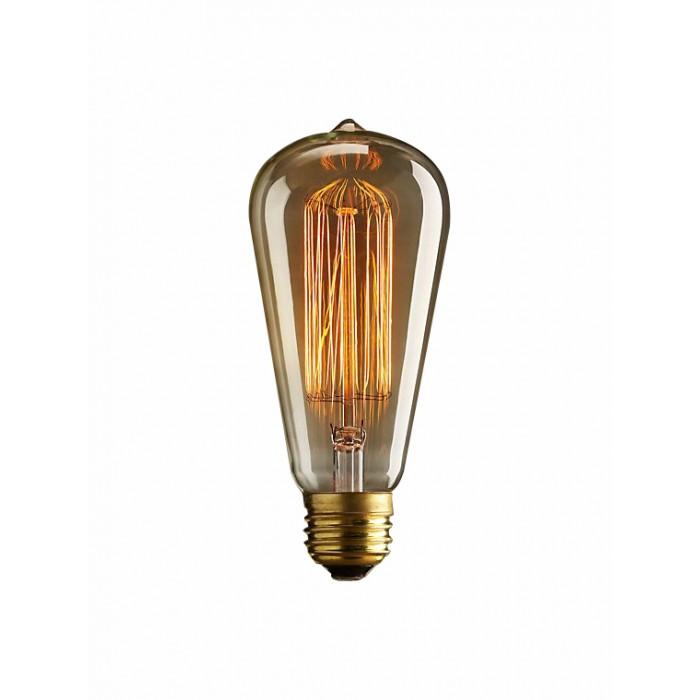 1Ретро лампа Эдисона GF-E-764 Lussole