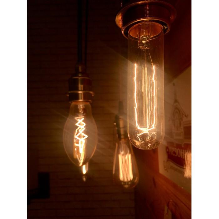 2Ретро лампа Эдисона GF-E-7125 Lussole