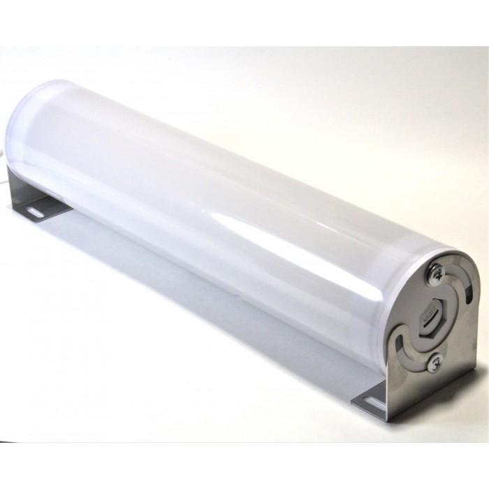 2Светодиодный светильник из профиля LA 5049 Опал
