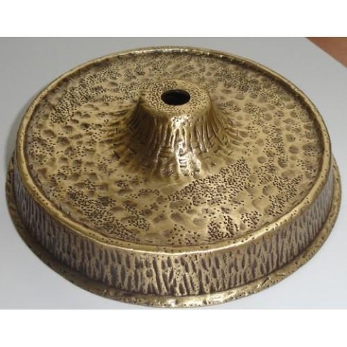 Потолочная чашка, латунь, цвет античная бронза
