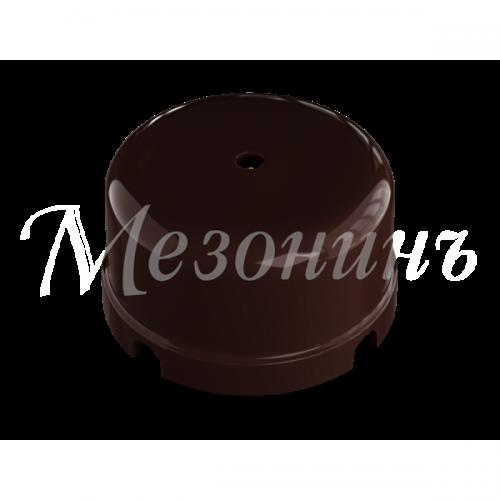GE30236-04 Коробка распределительная пластиковая, цвет - коричневый