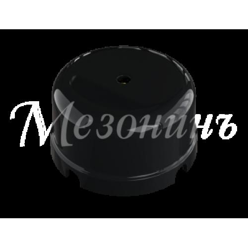 GE30236-05 Коробка распределительная пластиковая, цвет - черный