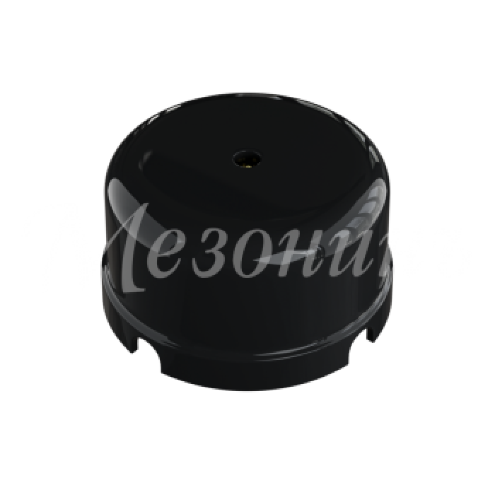 1GE30236-05 Коробка распределительная пластиковая черная
