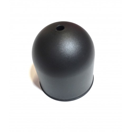 027247 Потолочная чашка черная d 68 h 72