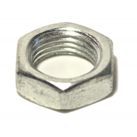 005Z Гайка сталь оцинкованная M10x1 13x3mm