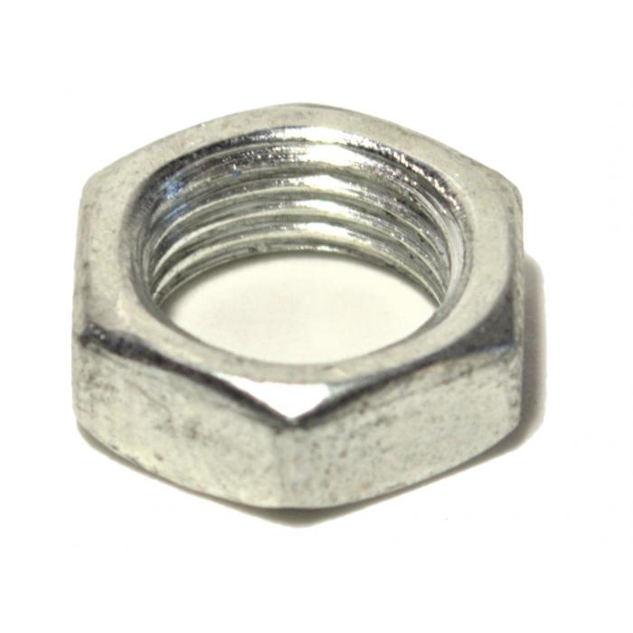 1005Z Гайка сталь оцинкованная M10x1 13x3mm
