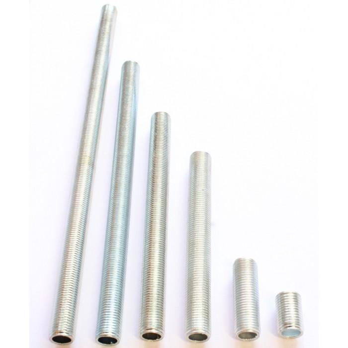2Трубка сталь оцинкованная с резьбой M10 x1 L=1000mm