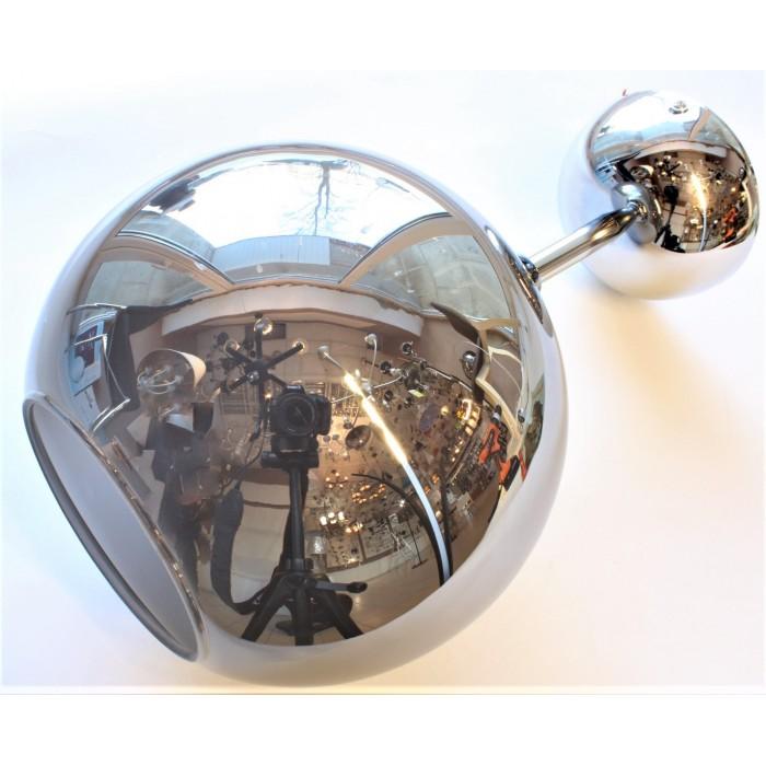 2светильник Шар зеркальный потолочный