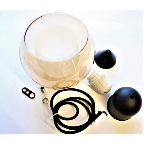 Комплект для самостоятельного изготовления светильника SPY-1