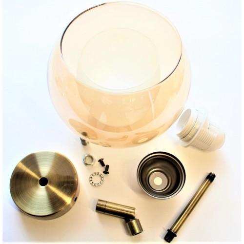 Комплект для самостоятельного изготовления светильника SNY-1