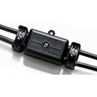 Защитный короб 2x1 мм2 черный для параллельного соединения драйвера