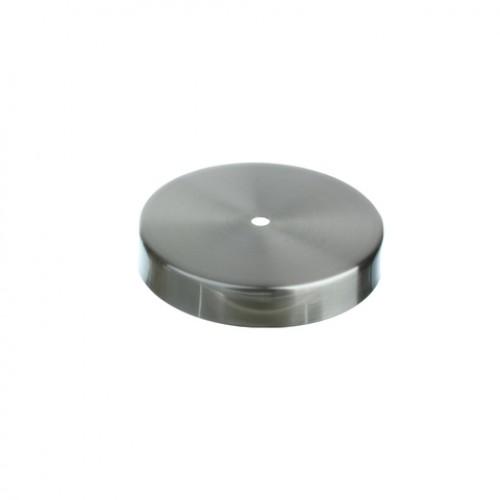 Основание для настольной лампы l=140 h=20, цвет никель