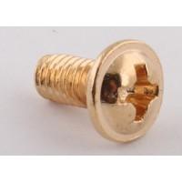 Винт 4MA крестообразный шлиц, цвет французское золото