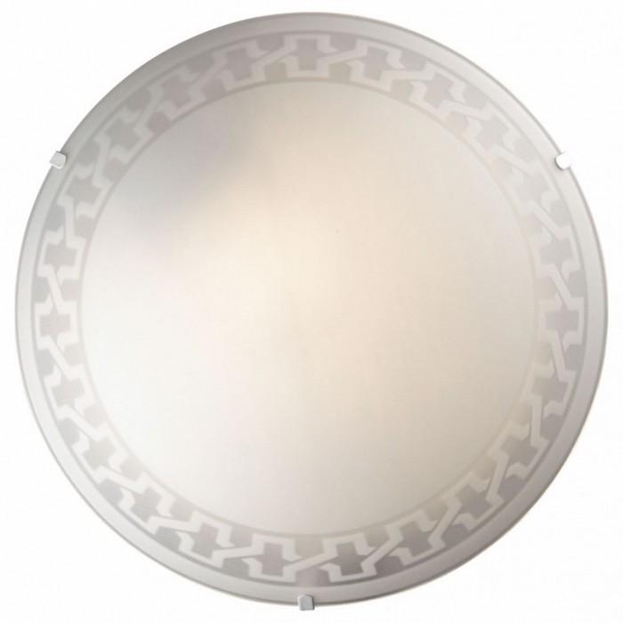 1Настенно-потолочный светильник 1203/L круглой формы