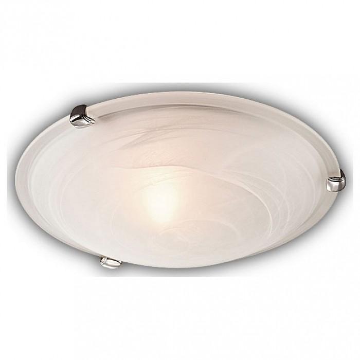 1Настенно-потолочный светильник 153/K хром Sonex круглой формы