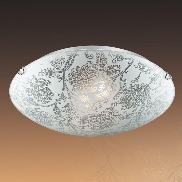 1Настенно-потолочный светильник 179/K Sonex круглой формы