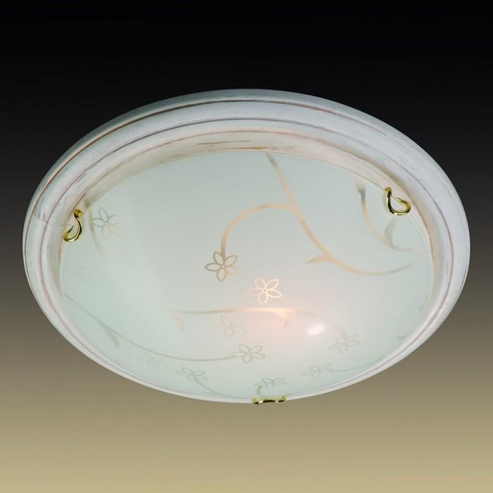 1Накладной светильник 202 Sonex круглой формы
