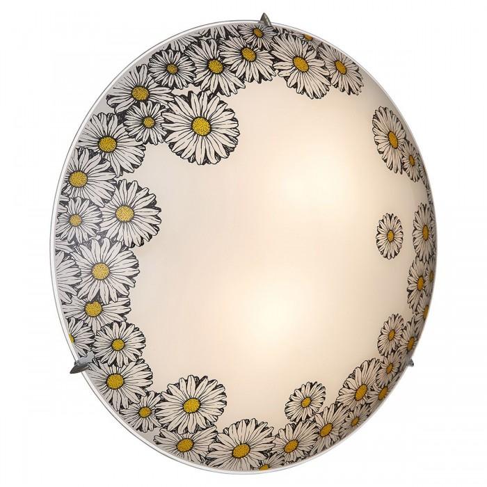 2Настенно-потолочный светильник 2215 Сонекс круглой формы