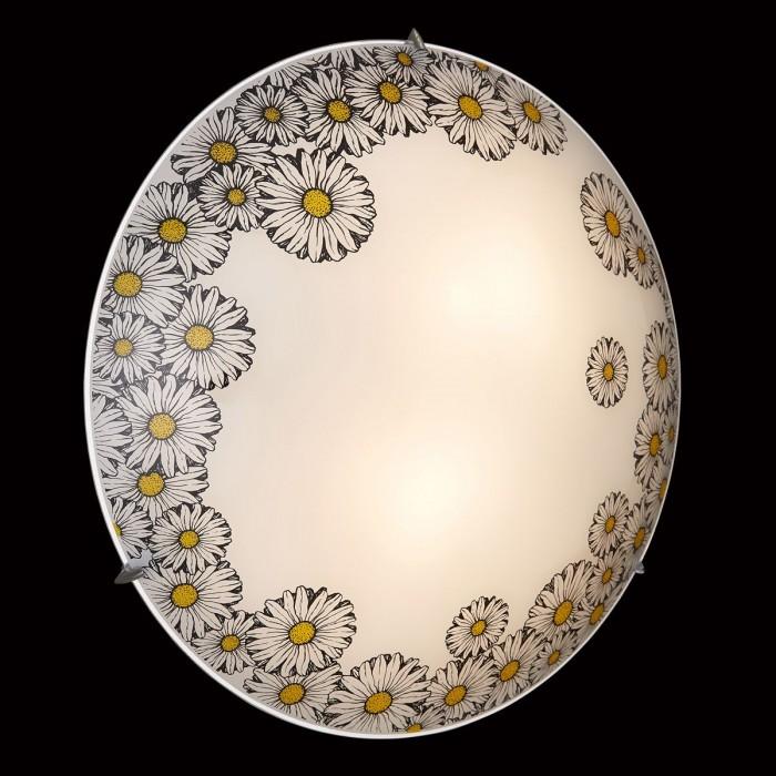 1Настенно-потолочный светильник 2215 Сонекс круглой формы