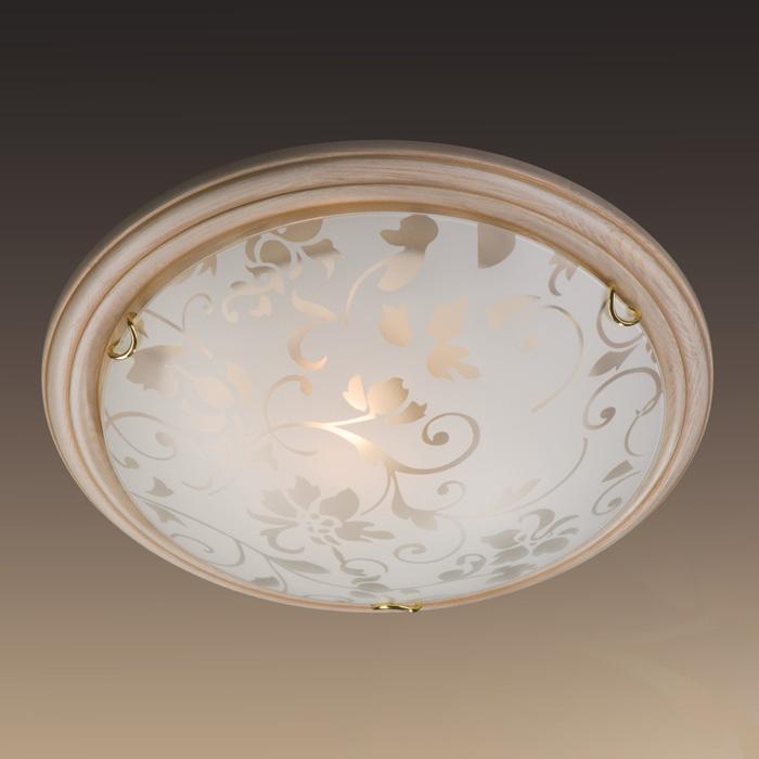 1Настенно-потолочный светильник 256 Сонекс круглой формы