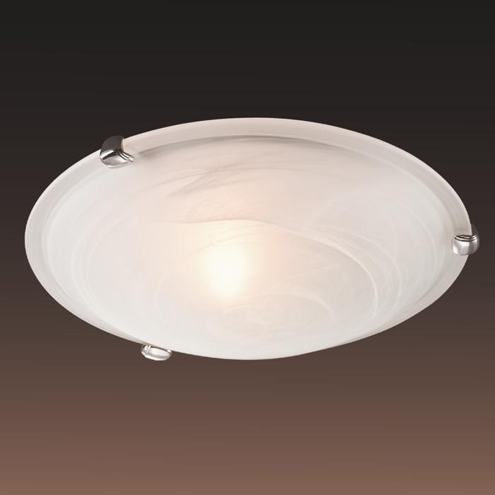 2Потолочный светильник 353 хром Сонекс