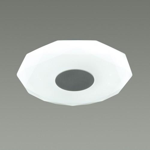 4628/DL Светильник с пультом, RGB подсветкой и динамиком Сонекс