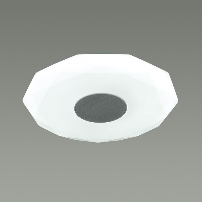1Светильник с пультом, RGB подсветкой и динамиком 4628/DL Сонекс