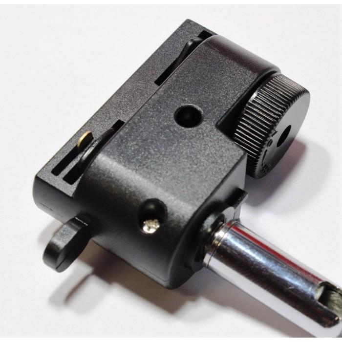 26012 TR-ЭКО-60-12-4K черный Светильник трековый однофазный линейный