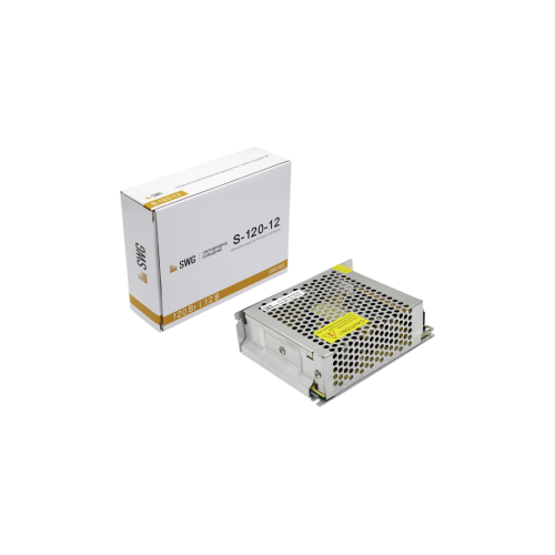 000160 Блок питания S-120-12