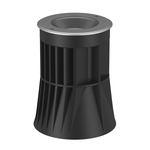 003751 Светильник ландшафтный встраиваемый DL-LOE-1022A-6.7-GR-WW