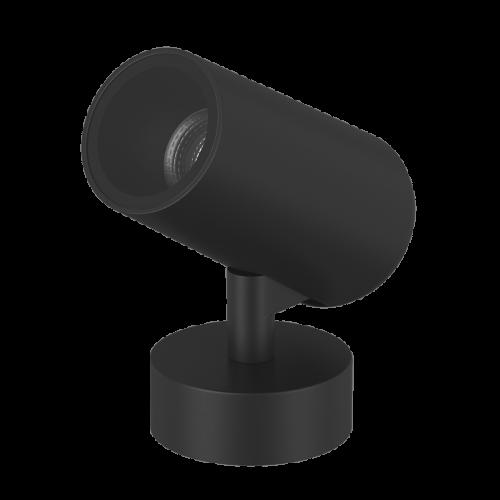 003754 Светильник накладной светодиодный DL-LOE-2012A-9-BL-WW