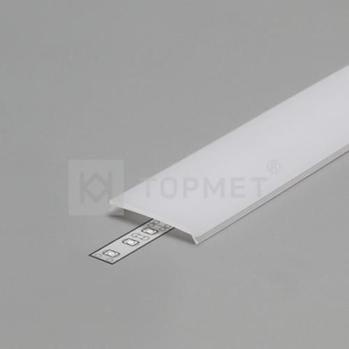 V3460038 Рассеиватель Topmet Light С9 2000мм, белый
