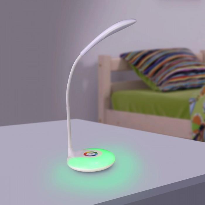 1TL90330-светодиодная настольная лампа Candy белого цвета