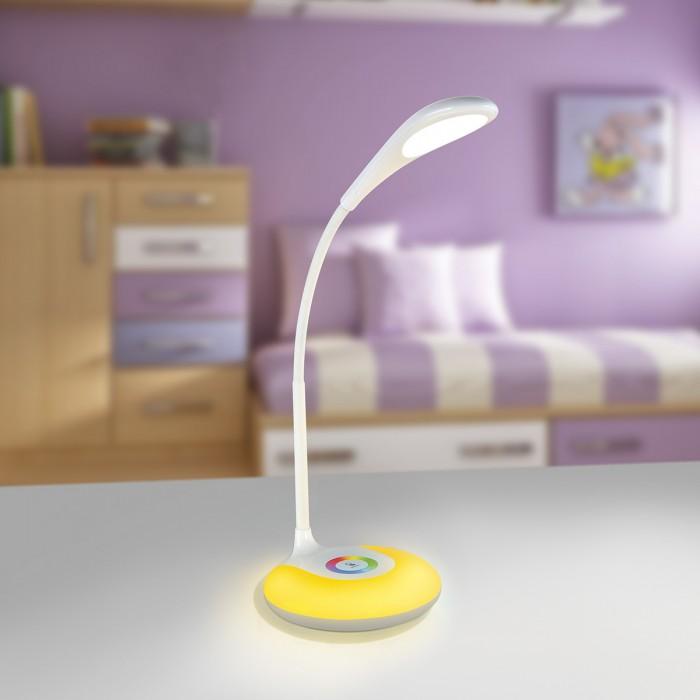 2TL90330-светодиодная настольная лампа Candy белого цвета