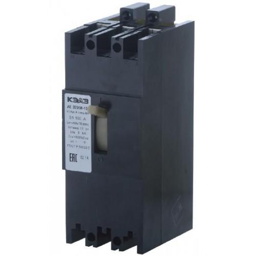 Выключатель автоматический АЕ2056М-100-100А