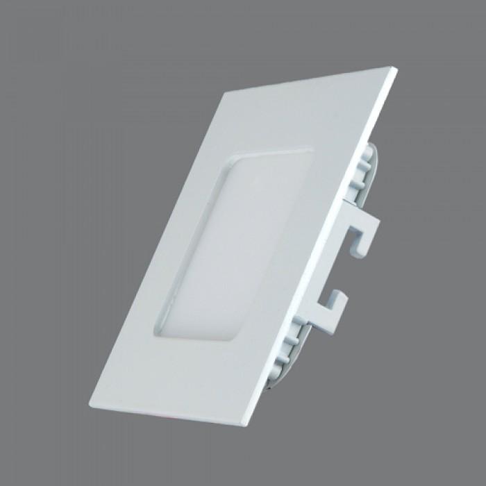 1Встраиваемый светодиодный светильник VLS-102SQ-6W-3000K