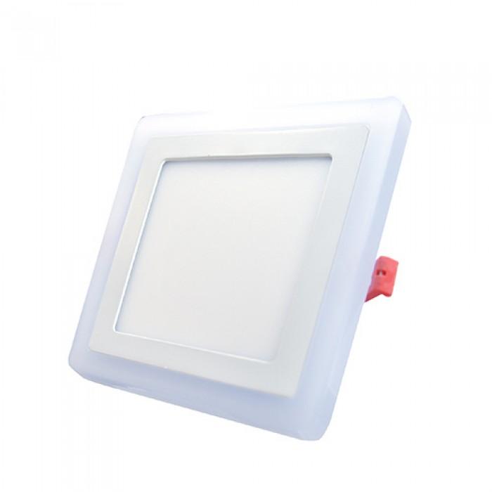 1Встраиваемый светодиодный светильник VLS-304SQ-3+2W