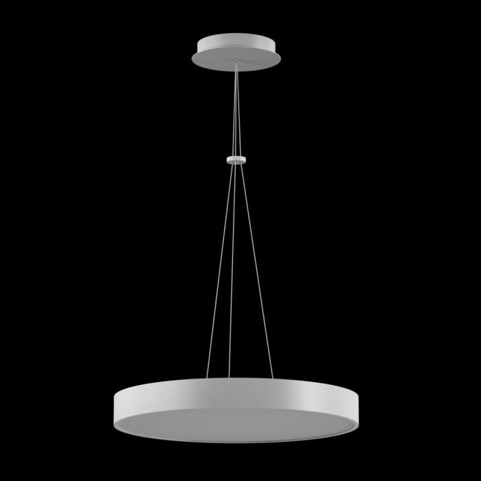 2LED светильник потолочный P0169-600A-WH-WW белый 76Вт 3000